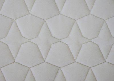 tessuto trapuntato Stella, quilted fabric Stella